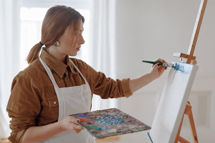 gleznošanas kursi rīgā